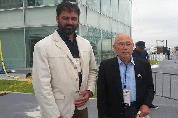 دیدار سهرابیان با رئیس و دبیرکل کنفدراسیون کانوئینگ آسیا