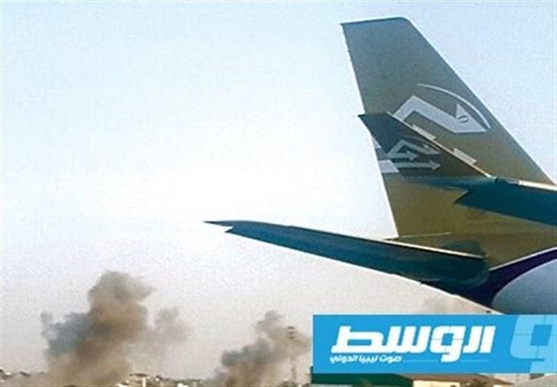 لیبی، نیروهای حفتر فرودگاه طرابلس را موشک باران کردند