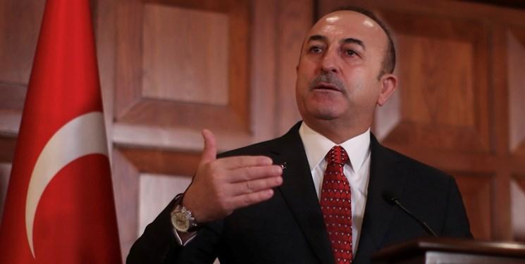 ترکیه آمریکا را به ایجاد اخلال در تشکیل منطقه امن در سوریه متهم کرد