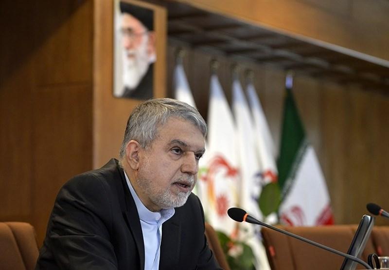 دیدار صالحی امیری با سفیر ایران در قزاقستان