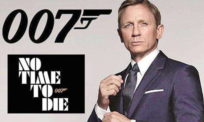 برای مردن وقت نیست ، جیمز باند در آستانه مرگ