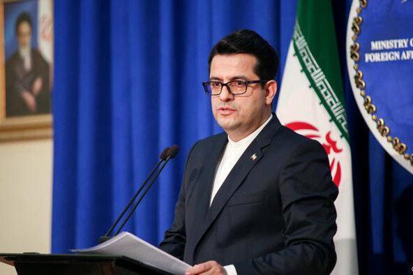 ایران از وقوع زلزله در شمال پاکستان ابراز تاسف کرد