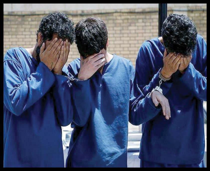 تازه داماد به خاطر جشن عروسی لاکچری سرکرده باند سرقت شد