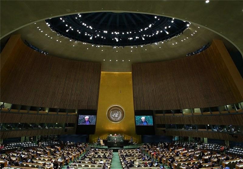 قطعنامه ضد سوری در سازمان ملل تصویب شد