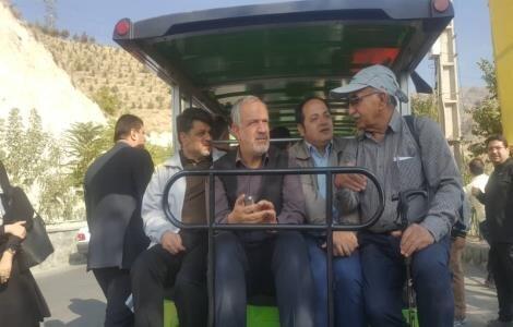 مسجدجامعی: هویت طبیعی تهران مغفول مانده است