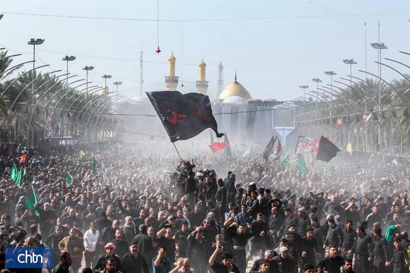 خروج 140 هزار زائر حسینی از مرز خسروی
