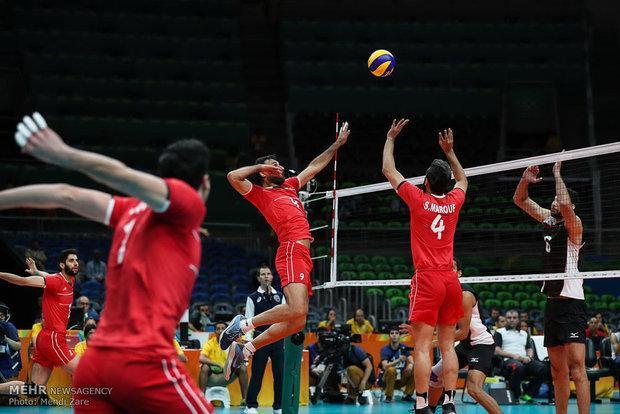 حریفان تیم ملی والیبال ایران معین شدند، اجرای مسابقات با روش جدید