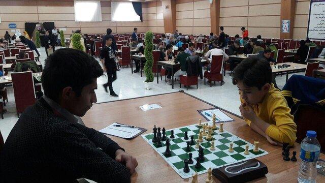 آغاز سومین دوره مسابقات شطرنج آزاد کشوری در قوچان
