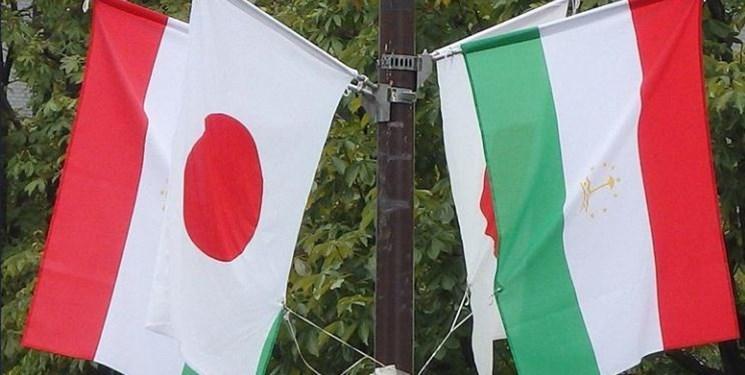 تاکید تاجیکستان و ژاپن بر تقویت همکاری های پارلمانی