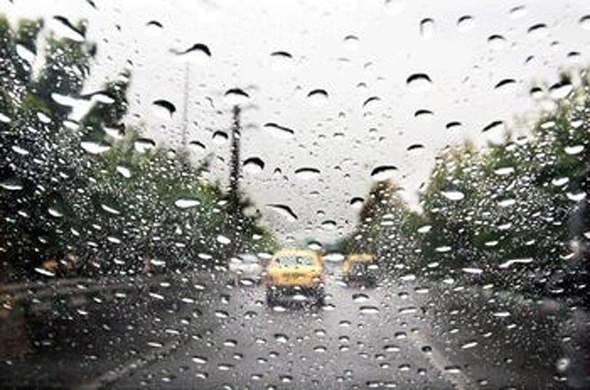 رشد 33 درصدی بارندگی ها در ایران نسبت به میانگین 51 ساله