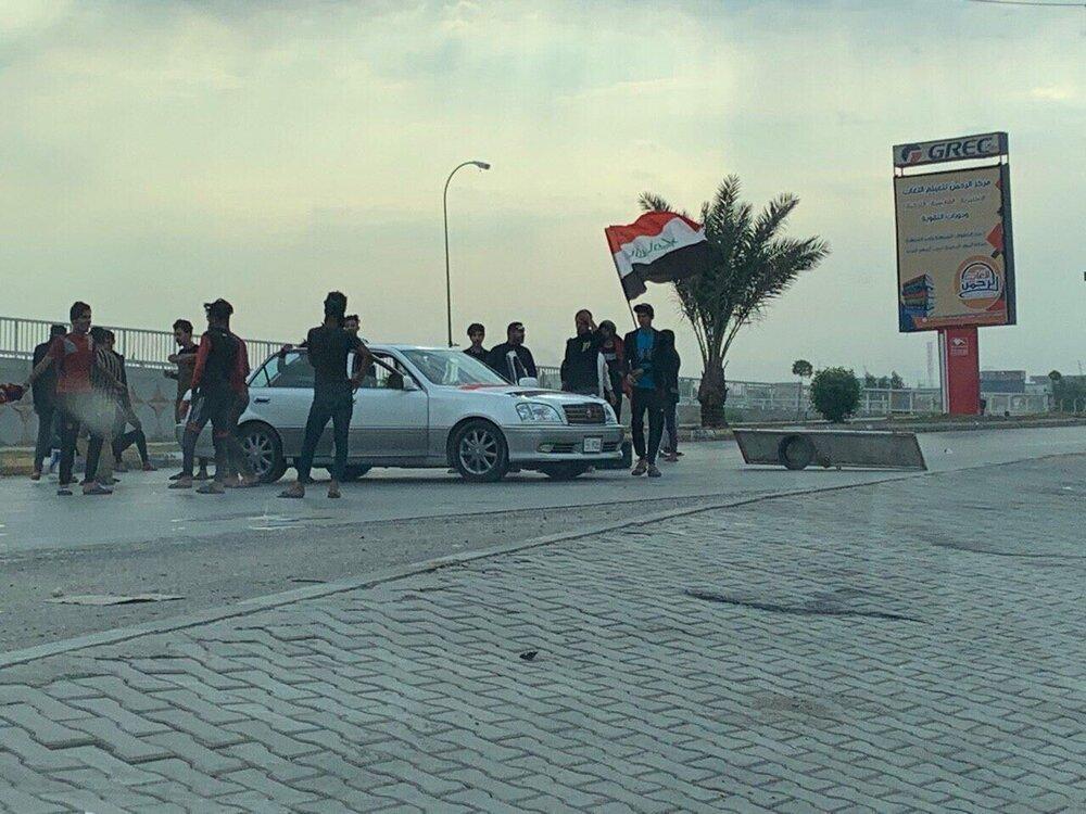 ناآرامی های عراق؛ نجف ملتهب شد