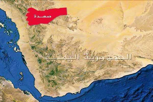 شهادت 5 یمنی در حمله سعودی ها به صعده