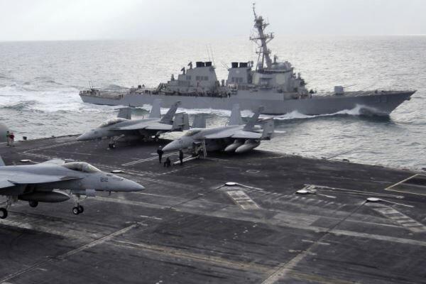 فشار آمریکا به کره جنوبی برای مشارکت در ائتلاف دریایی خلیج فارس