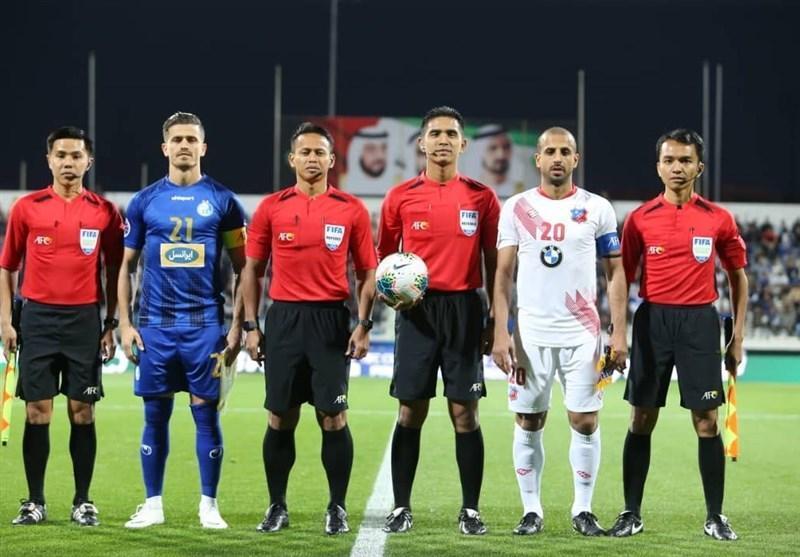 غفوری: طرفداران استقلال دوست دارند تیم شان در آسیا بدرخشد