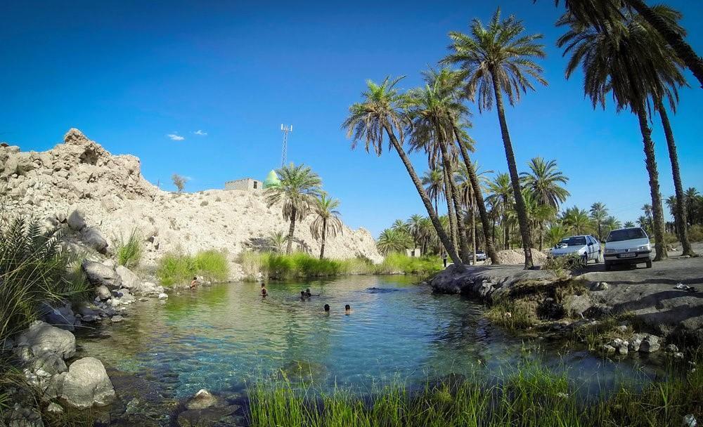 مکان هاب دیدنی شهر حاجی آباد (Haji Abad)