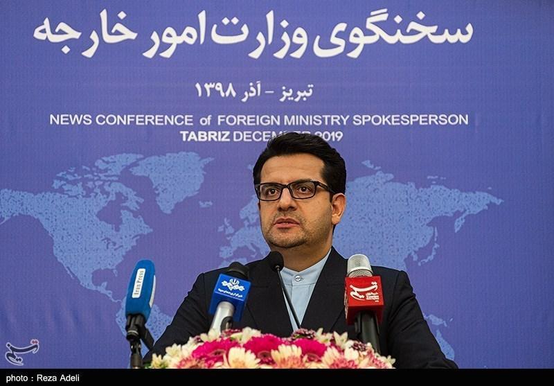 سخنگوی وزارت خارجه: ایران دوستان دوران سختی را فراموش نخواهد کرد