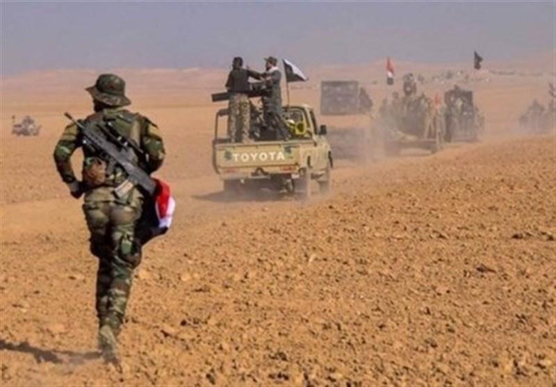 حمله موشکی به پایگاه اشغالگران آمریکایی در عراق