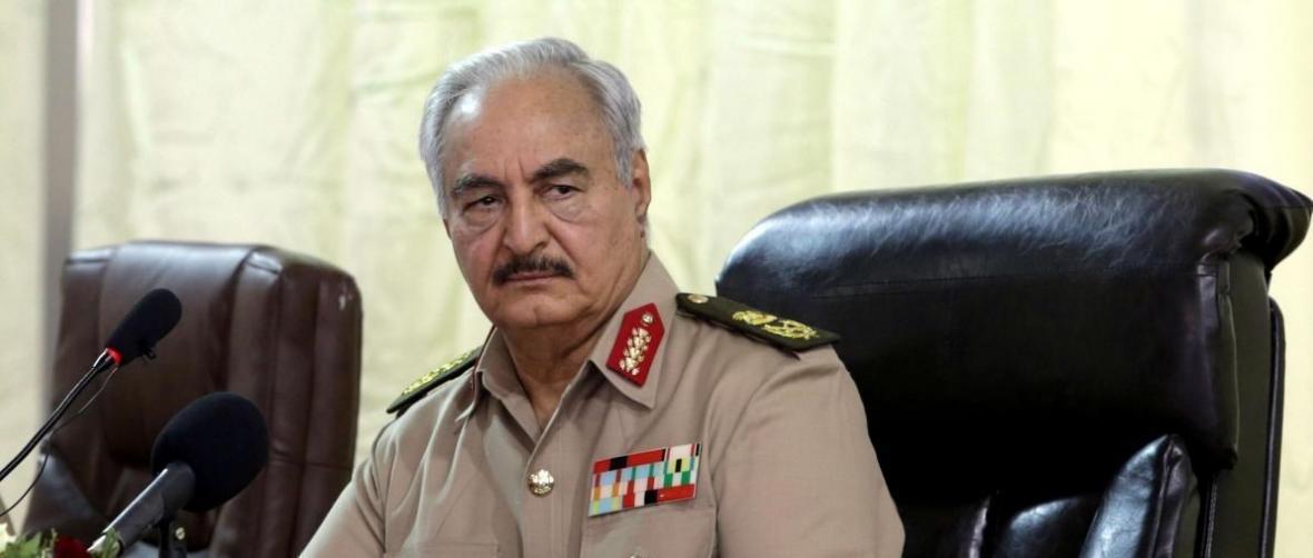 لیبی، حفتر به الجزایر می رود، مذاکرات غیر مستقیم برای تشکیل کمیته نظارت بر آتش بس