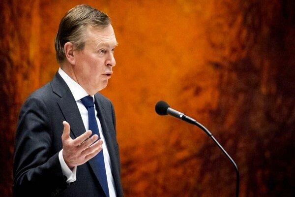 وزیر بهداشت هلند کناره گیری کرد