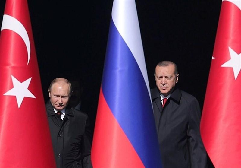ملاقات هیئت ترک با طرف روس در مسکو، گفت وگوی تلفنی پوتین و اردوغان درباره ادلب