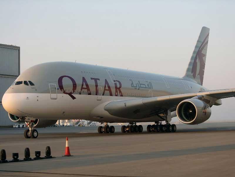 سومین محموله یاری های قطر برای مبارزه با کرونا وارد ایران شد