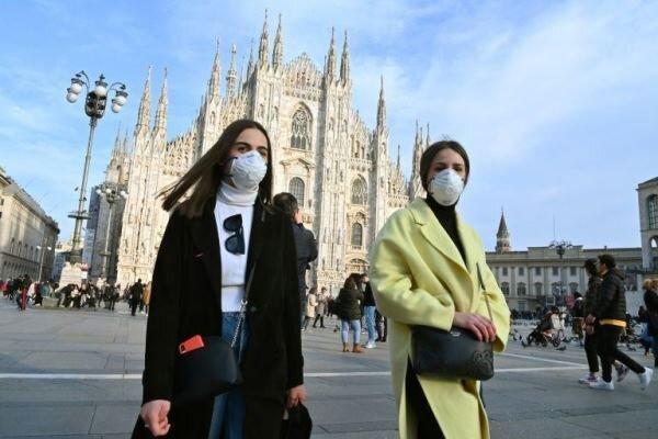 افزایش 25 درصدی قربانیان کرونا در ایتالیا