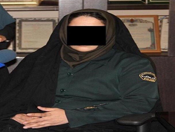 علاقه به پلیس شدن کار دست زن آرایشگر داد