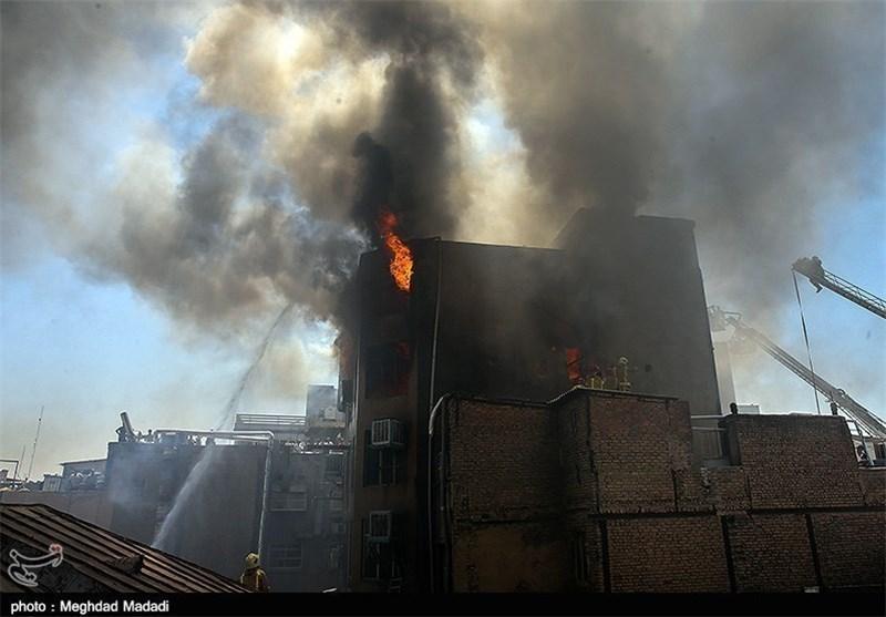 کاهش 22 درصدی آمار حریق در منازل مسکونی اصفهان