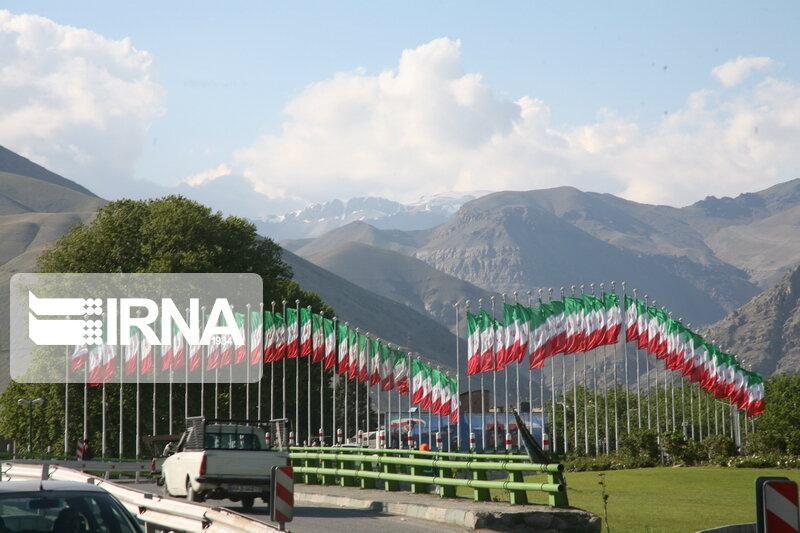 خبرنگاران کیفیت هوای تهران همچنان سالم است