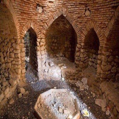 4 حمام تاریخی سنقروکلیایی مرمت شد