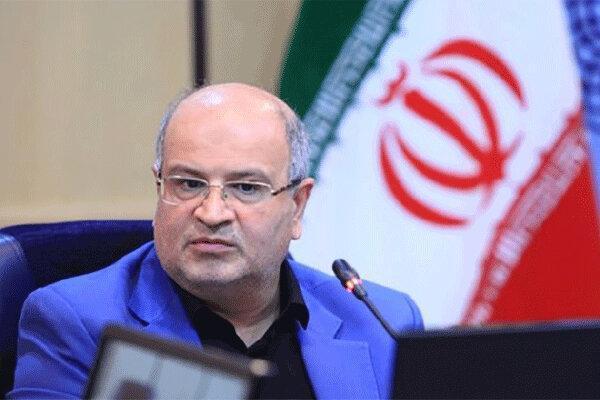 افزایش همه آمارهای کرونا در تهران ، مراجعه به بیمارستان ها 25 درصد زیاد شد