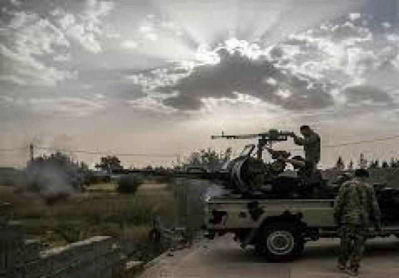 لیبی، نیروهای حفتر 180 بار آتش بس کرونا را نقض کردند