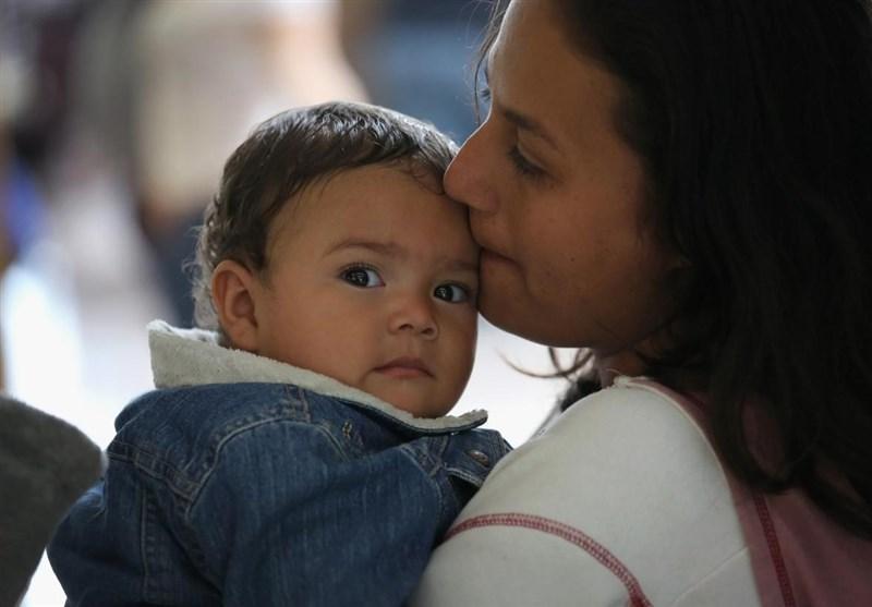 ابتلای ده ها کودک مهاجر در آمریکا به ویروس کرونا