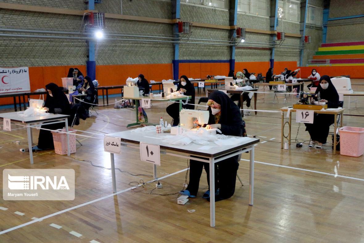 خبرنگاران خدمت رسانی 431 موکب در پویش یاری مومنانه و مقابله با کرونا