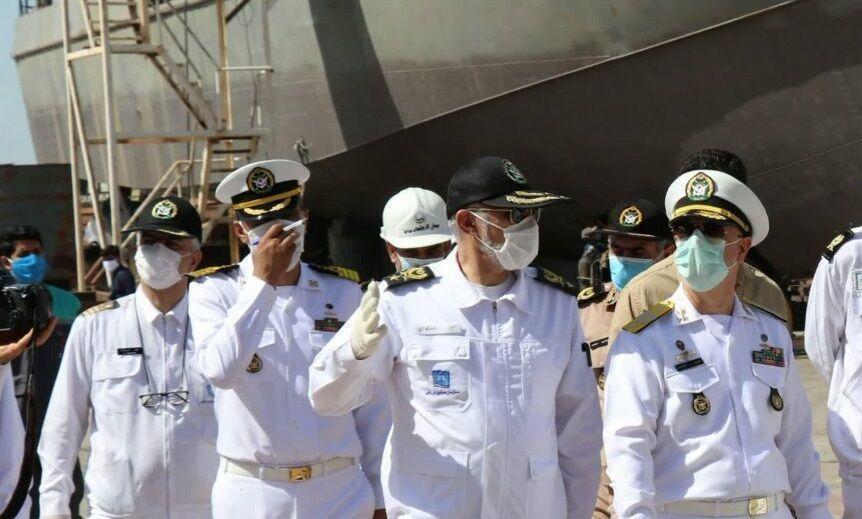 خبرنگاران صنایع دریایی وزارت دفاع قلب تپنده صنعت دریایی نظامی کشور است