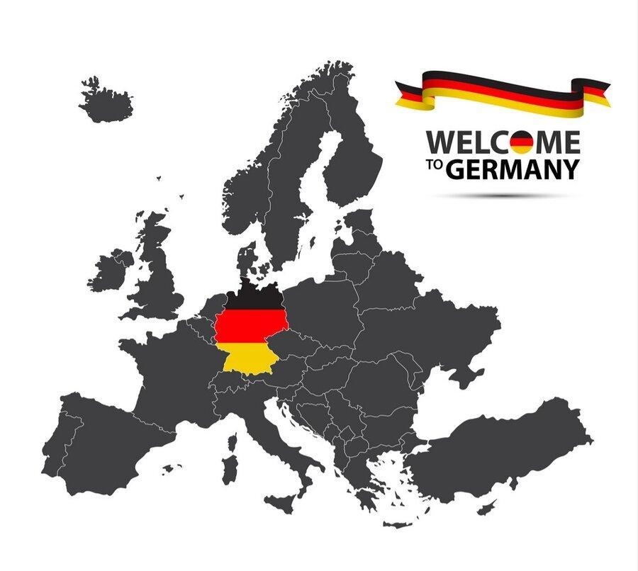آلمان در حال کوشش برای بازگشایی مرزهای خود بر روی 31 کشور اروپایی