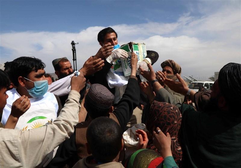 زنگ خطر فاجعه انسانی کرونا در افغانستان