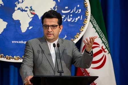 مقامات فرانسه به دخالت در امور داخلی ایران پایان دهند