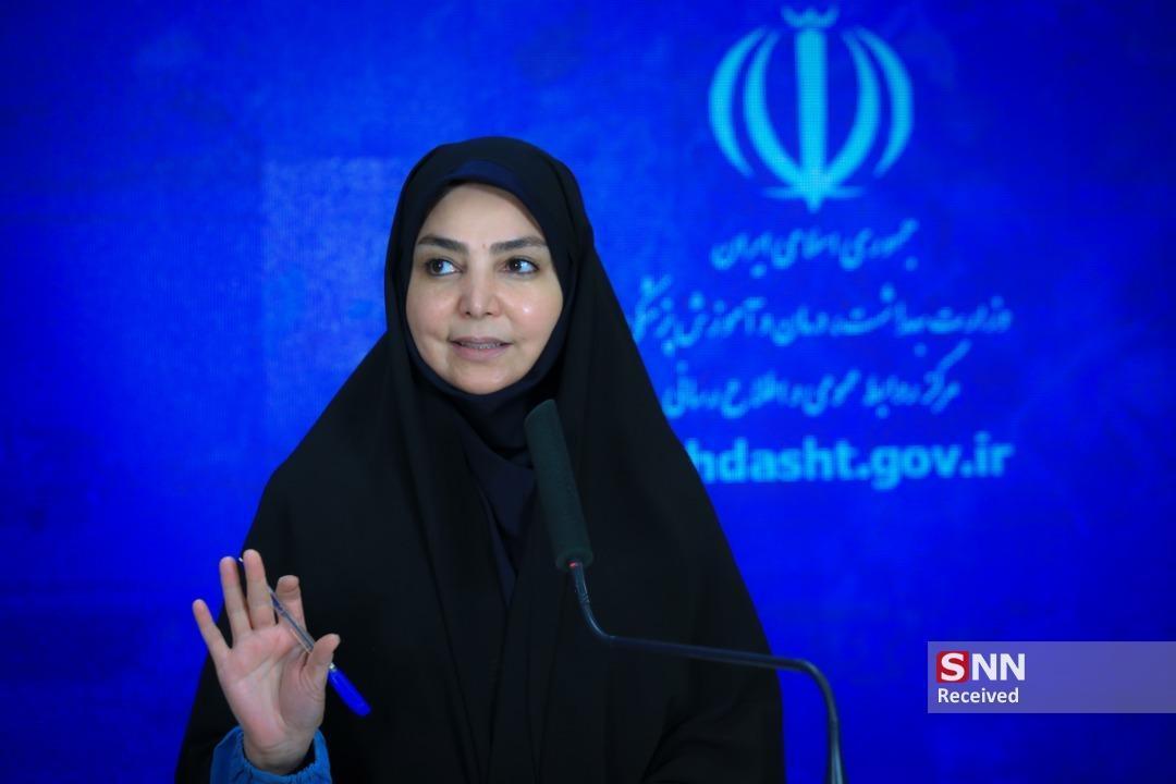 جدیدترین آمار کرونا در ایران ، 2410 بیمار کووید 19 به مبتلایان اضافه شد