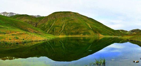 دریاچه های تار و هویر دماوند؛ جذابیتی بی مثال در نزدیکی پایتخت