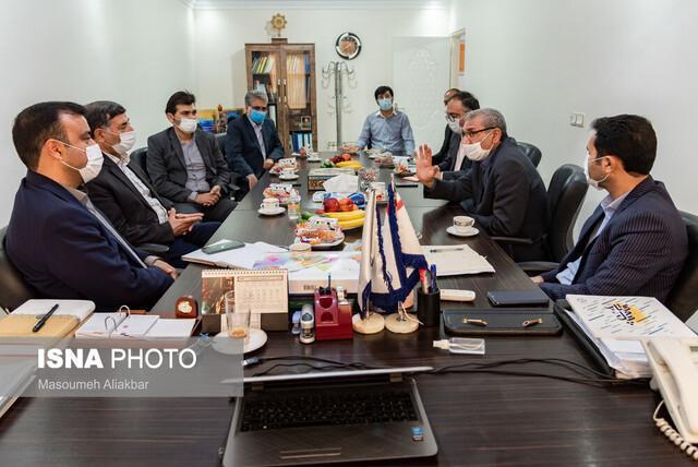 اعلام آمادگی مسئولان جهاد دانشگاهی برای یاری به توسعه فناورانه استان البرز