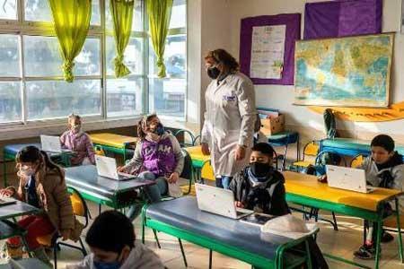 فرانسه 22 مدرسه را به دلیل شیوع ویروس کرونا بست
