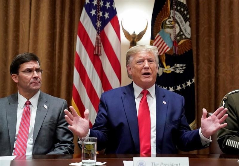 ترامپ در فکر برکناری وزیر دفاع آمریکا پس از انتخابات