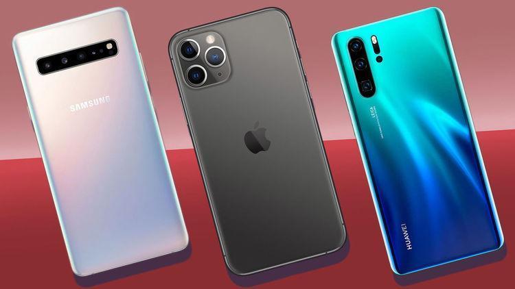 (جدول) قیمت انواع گوشی موبایل سامسونگ، اپل و هوآوی در بازار امروز 30 مرداد 99