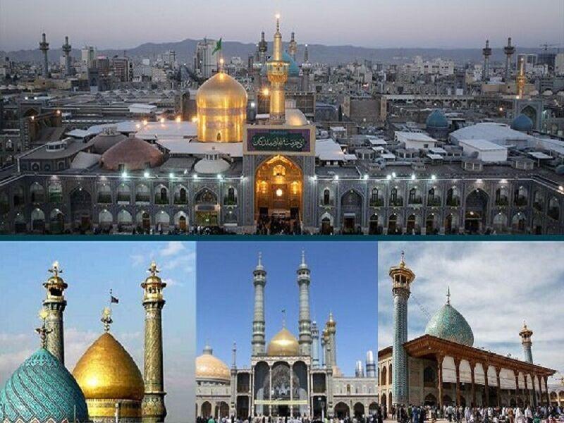 خبرنگاران آستان قدس رضوی در پی تشکیل شبکه ای بین مدیران اعتاب مقدسه است