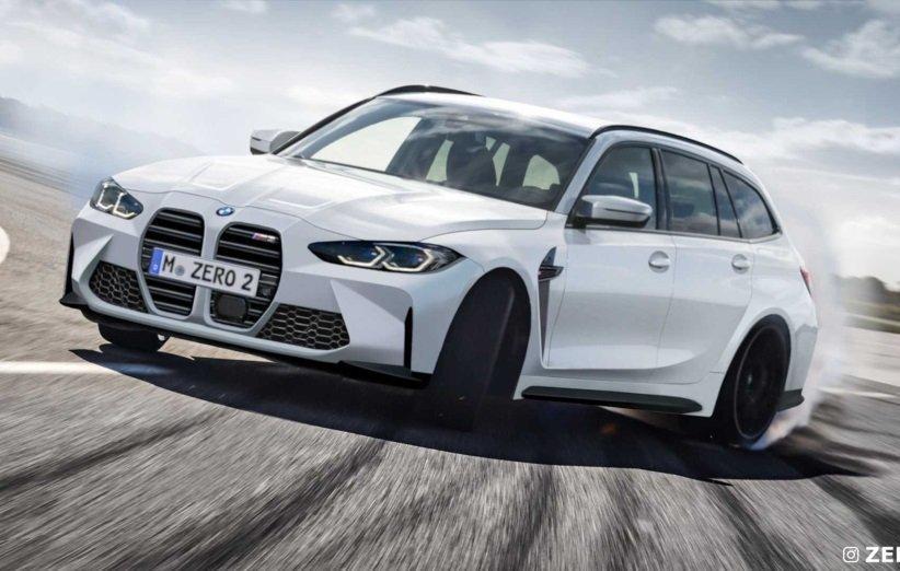 چالش عظیم طراحی اولین BMW M3 هیبریدی
