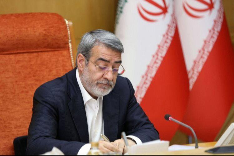 خبرنگاران دستور وزیر کشور بر اجرای دقیق محدودیت در ترددهای بین استانی