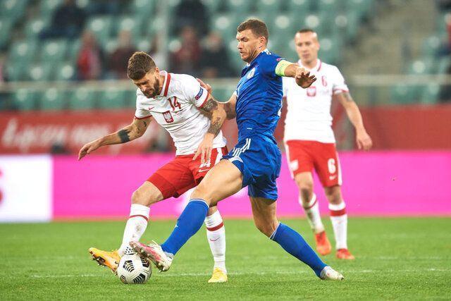 درخواست بوسنی از یوفا، بازی با ایران به جای ایرلند