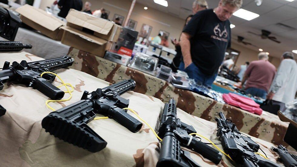 فروش سلاح در آمریکا رکورد زد