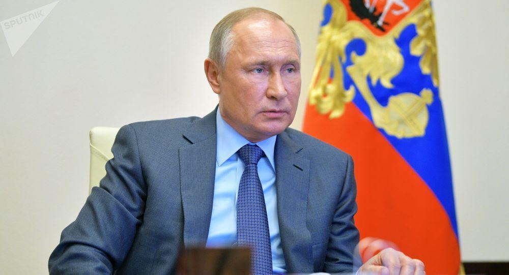پوتین از افزایش توانمندی نیروهای اتمی روسیه اطلاع داد